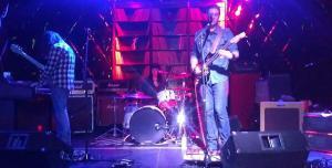 Great Show At The Backstage Bar Halt